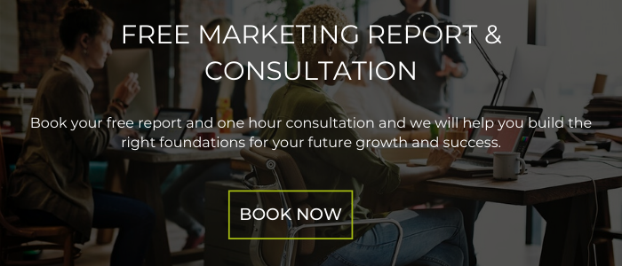 Free marketing report and consultation