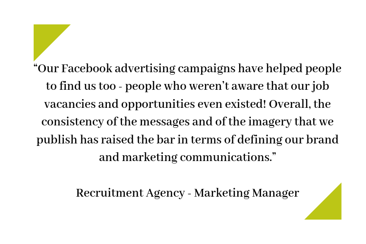 Our Facebook advertising campaigns have helped people to find us too-1