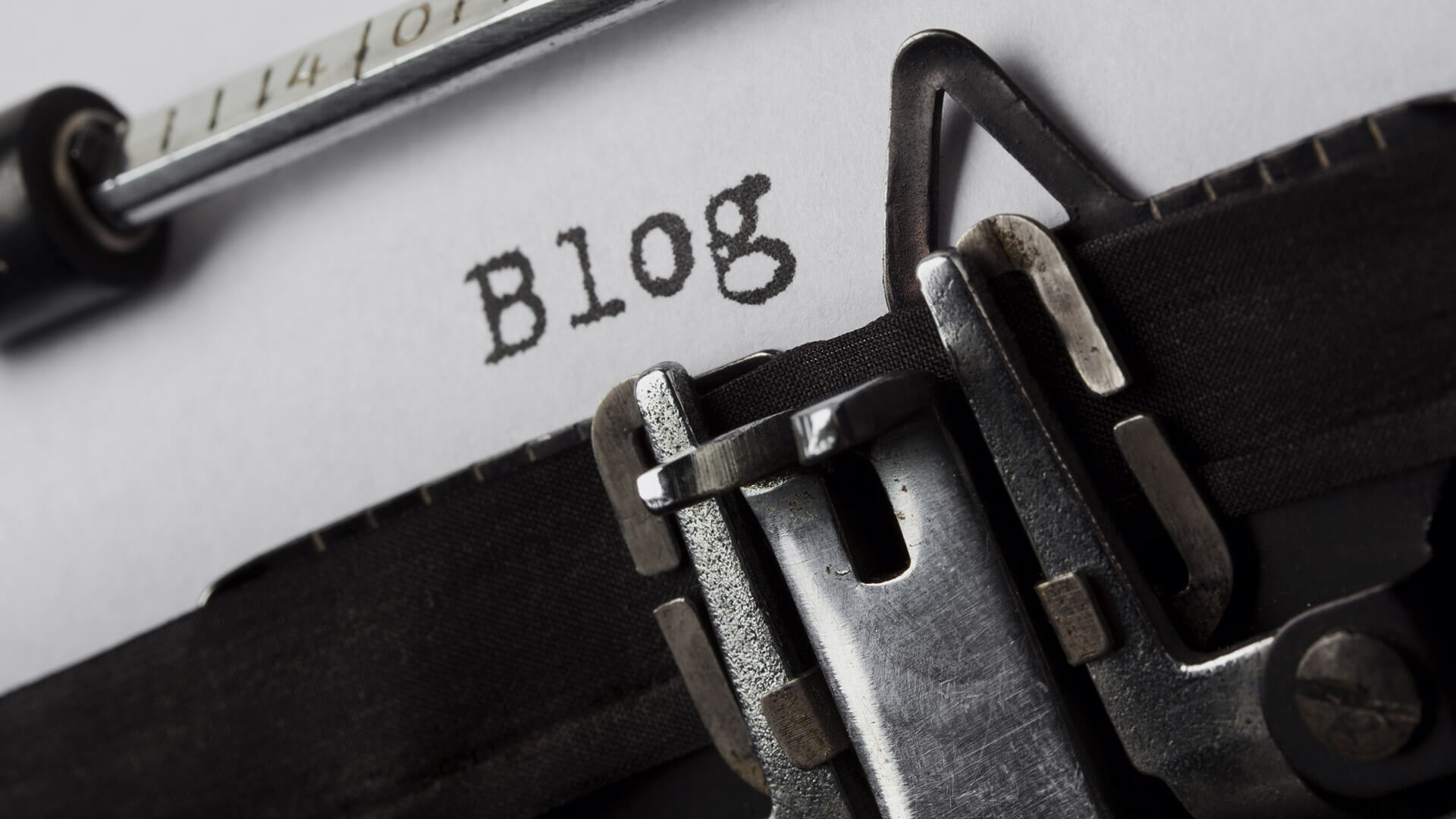 writing a blog for your business